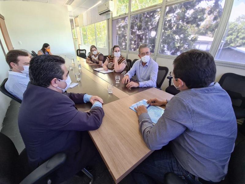 SES-AM e a Ebserh preparam ampliação dos serviços no Hospital Getúlio Vargas
