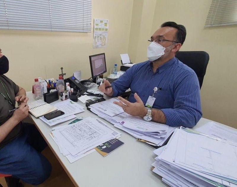 Controle Interno tem missão de garantir funcionamento eficiente da Saúde estadual