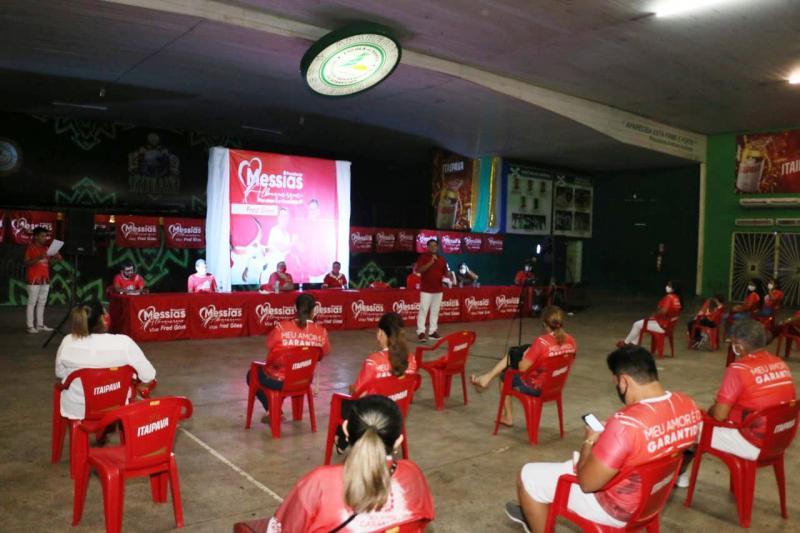 Em encontro grandioso, campanha de Messias e Fred recebe apoio em massa em Manaus
