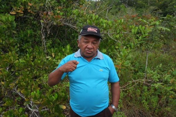 Tuxaua Amado é infectado de coronavírus e luta pela vida