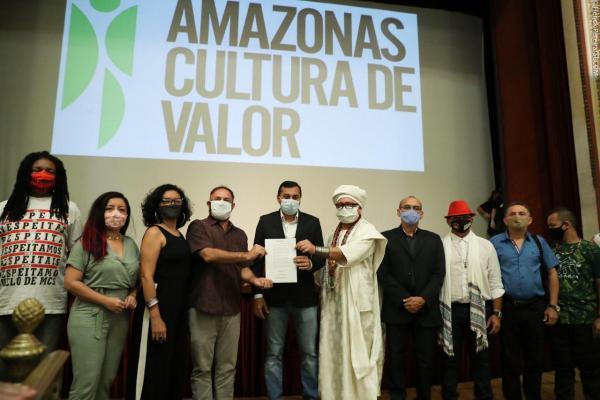 Wilson Lima anuncia R$ 38 milhões para apoio aos trabalhadores da cultura