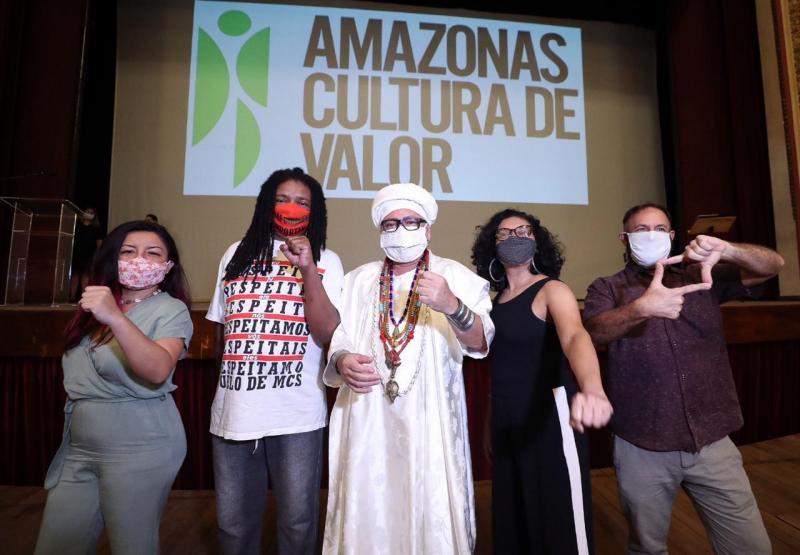 Ações emergenciais da Lei Aldir Blanc vão fomentar os trabalhos da classe artística amazonense