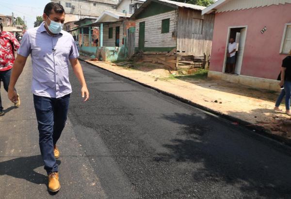 Em Tefé, Governo Wilson Lima investe mais de R$ 55 milhões na infraestrutura