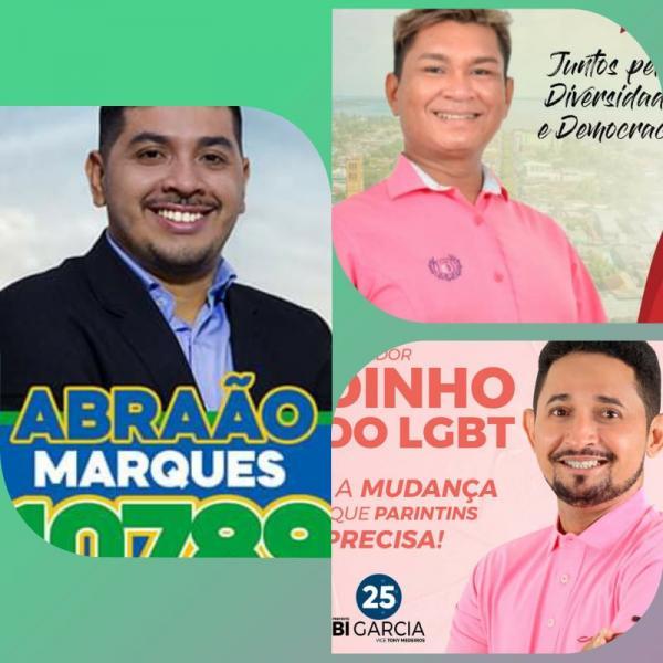 Cizânia entre candidatos gays e evangélico na eleição 2020 em Parintins