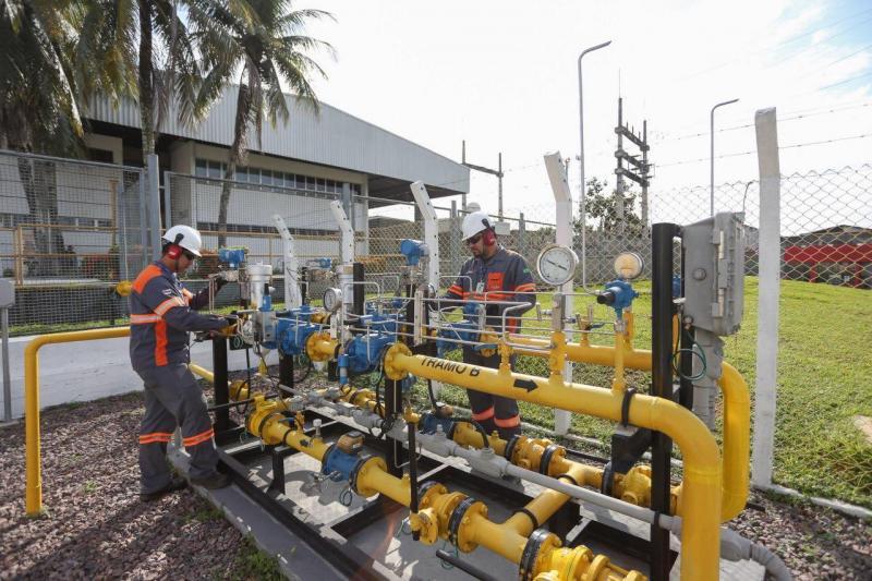 Consumo de Gás Natural atinge novo recorde no Polo Industrial de Manaus