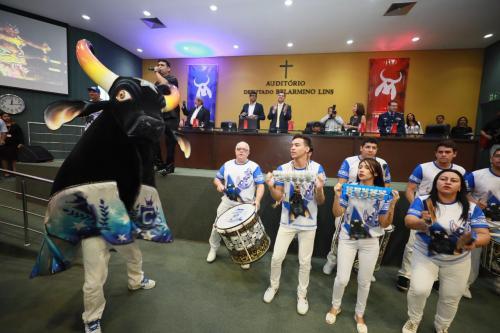 Dia Nacional da Cultura é celebrado com projetos de incentivo ao setor na Assembleia do Amazonas