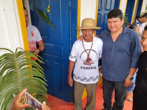 Em Careiro Castanho, Nathan Macena é reeleito com 62% dos votos