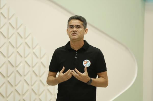 'A minha principal aliança será com a população', afirma David Almeida