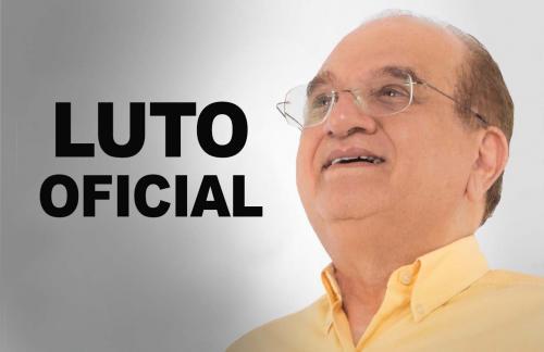 Prefeito Arthur lamenta morte de Luiz Fernando Nicolau