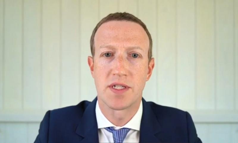 Presidentes de Twitter e Facebook falarão no Congresso dos EUA sobre moderação de conteúdo