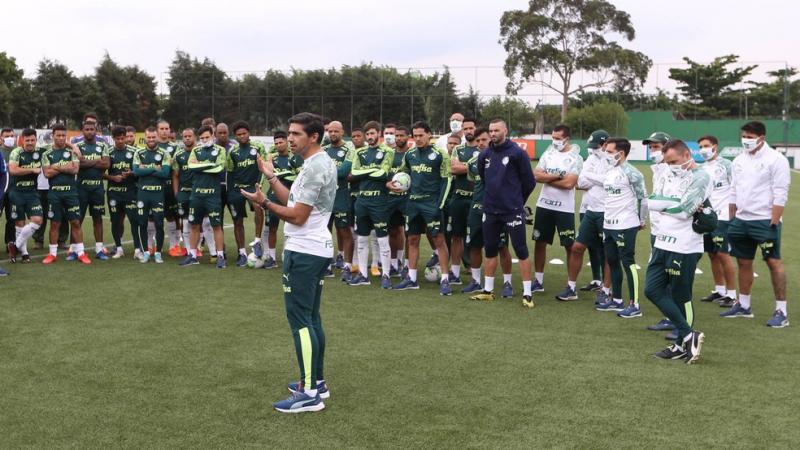 Palmeiras tem novos casos de Covid-19 e chega a 15 jogadores contaminados