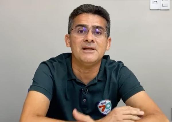 David revela: Amazonino e Eduardo Braga montam gabinete do ódio e articulam fake news contra a sua candidatura
