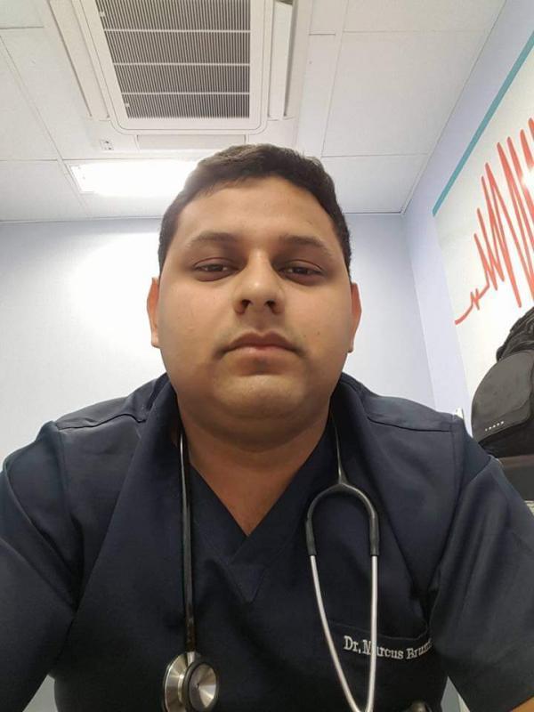 Médico Parintinense Marcus Brunner morre de Coronavírus em São Paulo