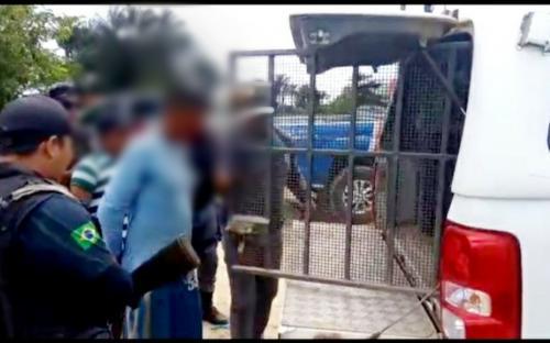 Estupradores e assassinos da indígena de 5 anos são presos no interior de Barreirinha