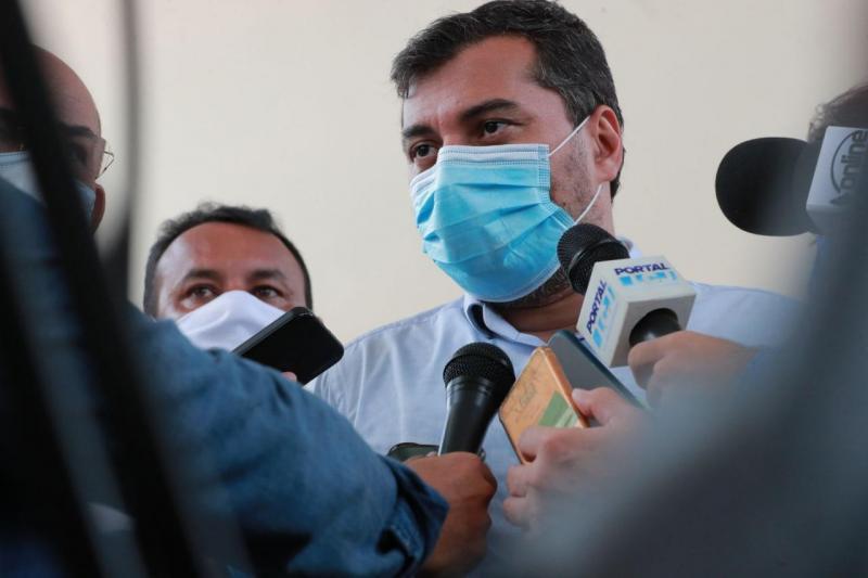 Wilson Lima vai pagar abono do Fundeb para servidores administrativos