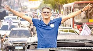 David Almeida eleito prefeito de Manaus 2020 até 2024