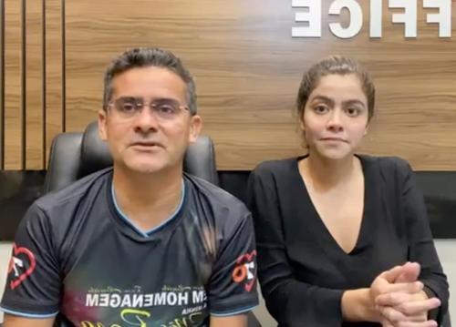 Prefeito Eleito David reafirma o compromisso de ser o 'prefeito de todos' os manauaras