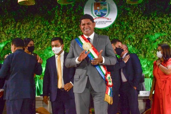 Novo Secretariado do Prefeito Bi Garcia