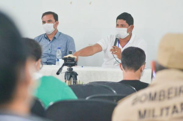 Nova onda de casos de COVID-19 em Manaus, faz Parintins impor novo decreto para enfrentar a pandemia