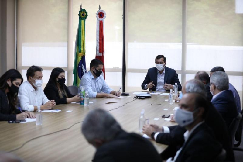 Governo do Amazonas antecipa concessão do Crédito Emergencial com financiamentos até R$ 100 mil