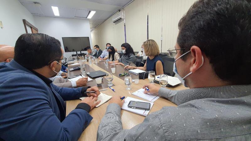 Comitê unifica estratégia de enfrentamento ao novo coronavírus no Amazonas