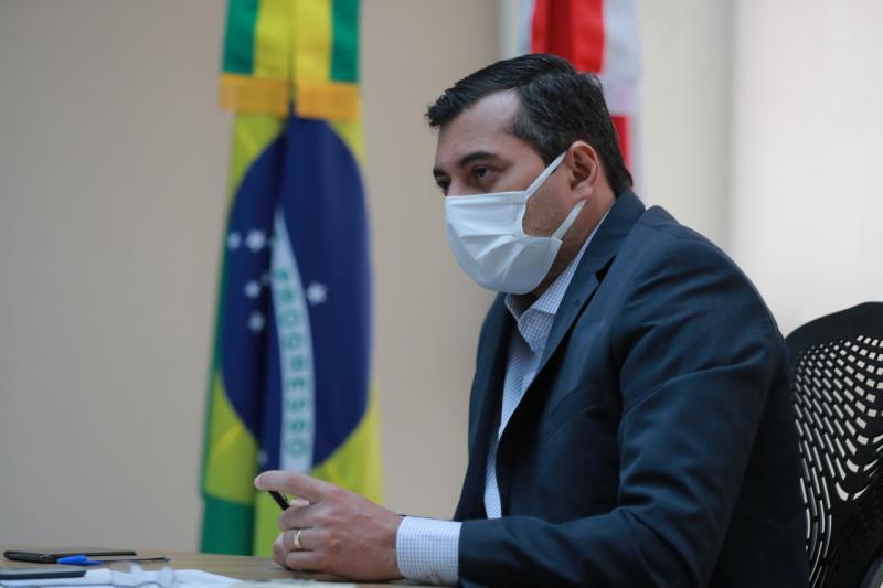 Governo do Amazonas suspende serviços de transporte fluvial e rodoviário em todo o Amazonas