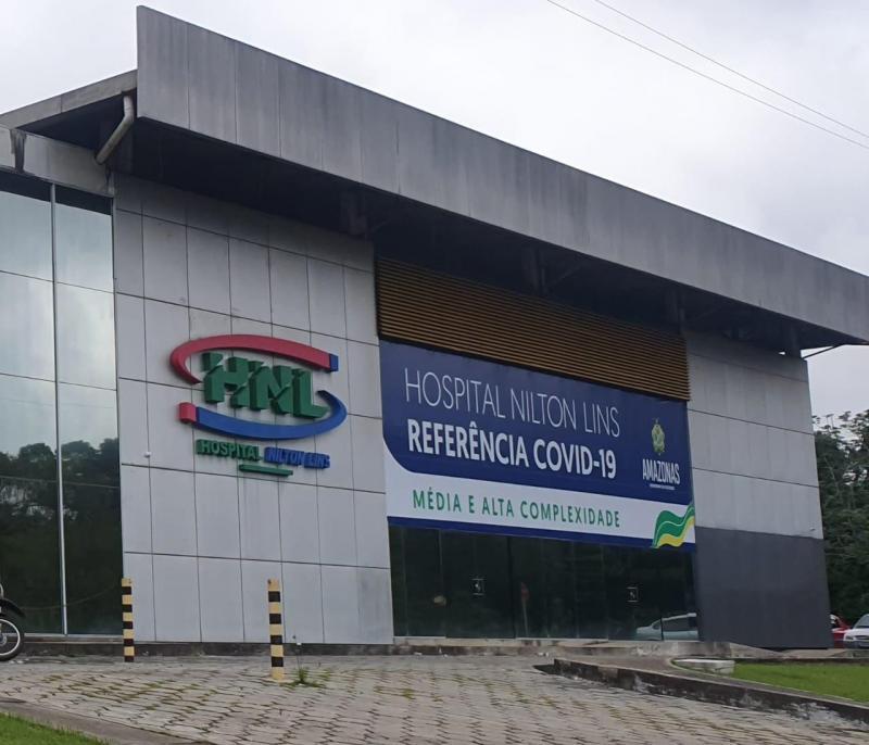 Hospital Nilton Lins será referência para atendimento de pacientes com Covid-19 transferidos de outras unidades
