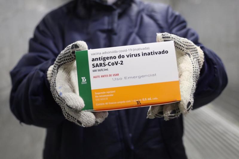 Ministério da Saúde envia 282 mil doses da vacina contra Covid-19 para Amazonas, 26 mil a mais que o previsto
