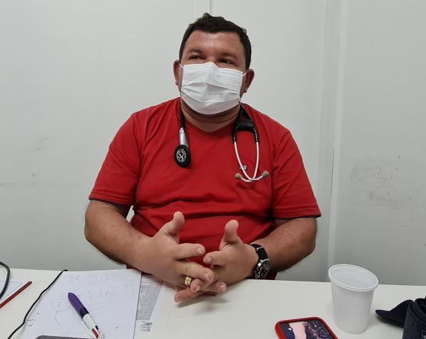 Médico Cardiologista é reinfectado pelo Coronavírus, após 7 meses do 1º contágio em Parintins