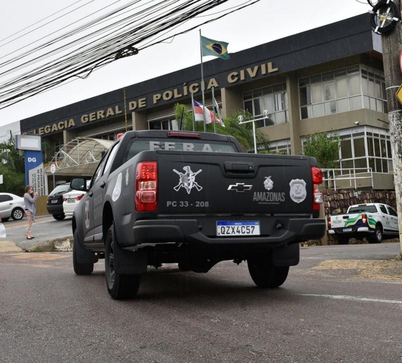Polícia Civil do Amazonas recebe do Governo do Estado 13 viaturas que irão compor a frota da instituição