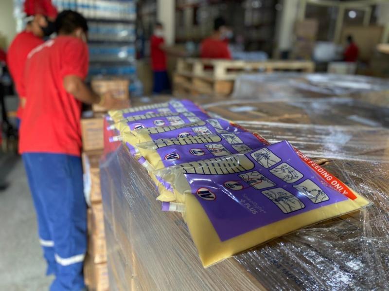 Cema recebe doação de 5 mil luvas de procedimento para unidades de saúde