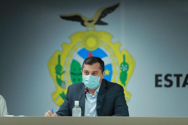 Wilson Lima anuncia repasse do FTI para fortalecer ações de combate à Covid-19 no interior