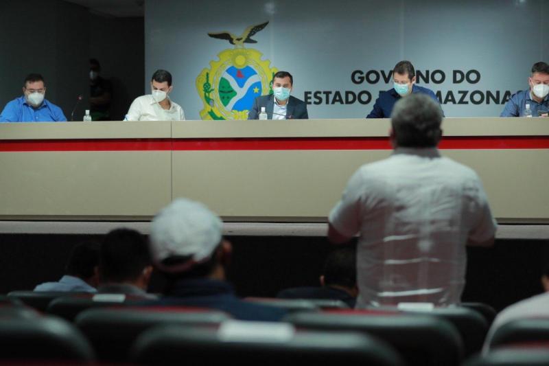 Governo do Amazonas amplia ações de enfrentamento à Covid-19 no interior do estado