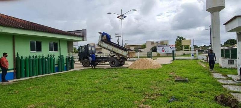Usina: Hospital Regional de Tabatinga terá capacidade de produzir oxigênio para 100% da unidade