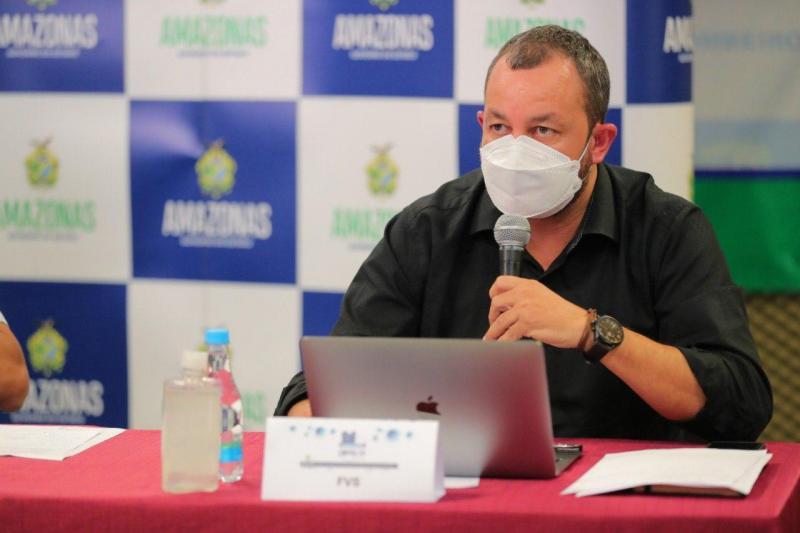 Casos de reinfecção pelo novo coronavírus no Amazonas são da variante P.1, de maior transmissibilidade