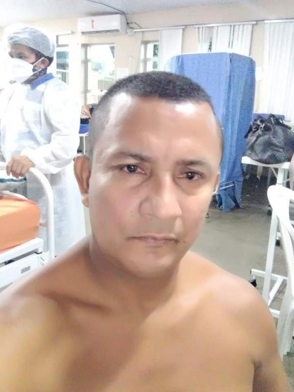 Coronavírus mata mototaxista Valdemir Paizinho em Parintins