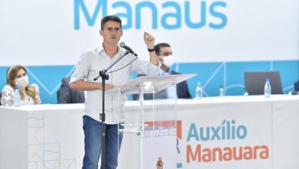 'Auxílio Manauara' vai injetar  na economia mais de R$ 48 milhões em Manaus