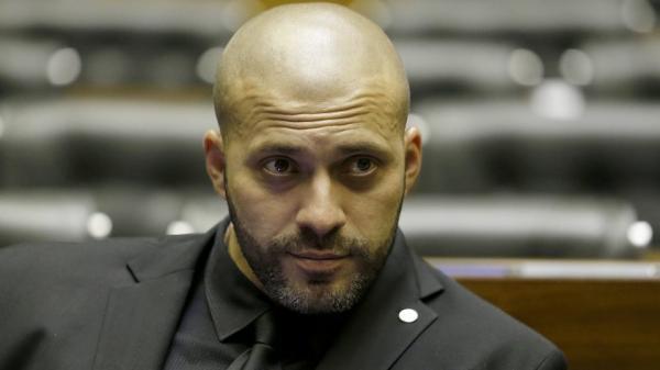 """Daniel Silveira foi preso por """"crime de opinião"""""""
