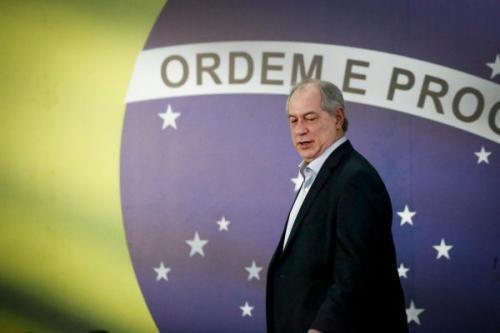 Ciro Gomes será o candidato do PDT em 2022, afirma presidente Carlos Luppi  PDT