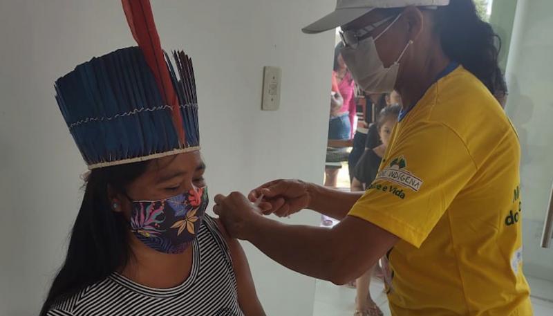 Sesai lança projeto de incentivo ao primeiro emprego de indígenas nos Dsei's