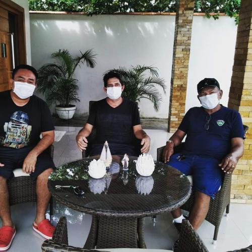 Eles venceram o Coronavírus