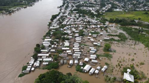 Eirunepé decreta situação de emergência por causa da cheia do rio Juruá