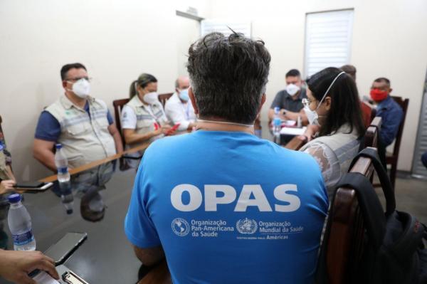 Fiscalização da Força Tarefa e SES-AM constata redução de internações e remédios de sedativos em Parintins