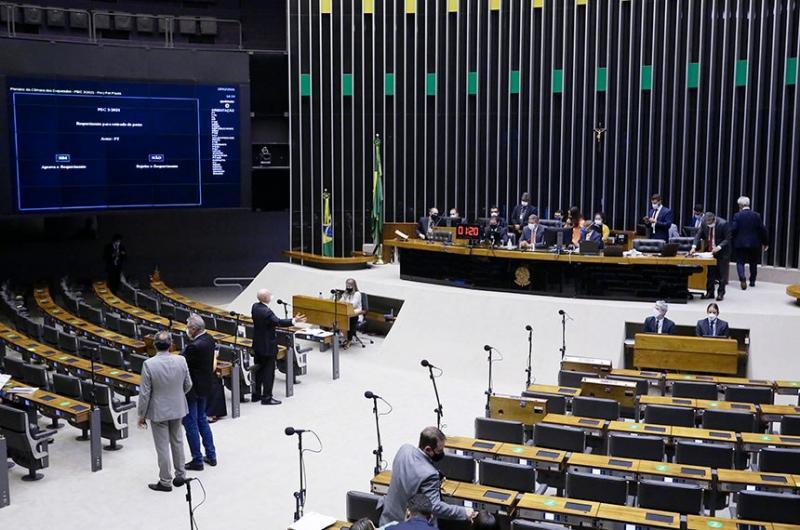 Senadores reagem com críticas à PEC da imunidade parlamentar
