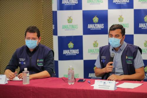 Governo Wilson Lima corrige atrasos de uma década e já paga em dia terceirizados da saúde