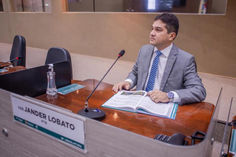 Jander Lobato propõe redução da taxa do ITBI para regularização de imóveis em Manaus