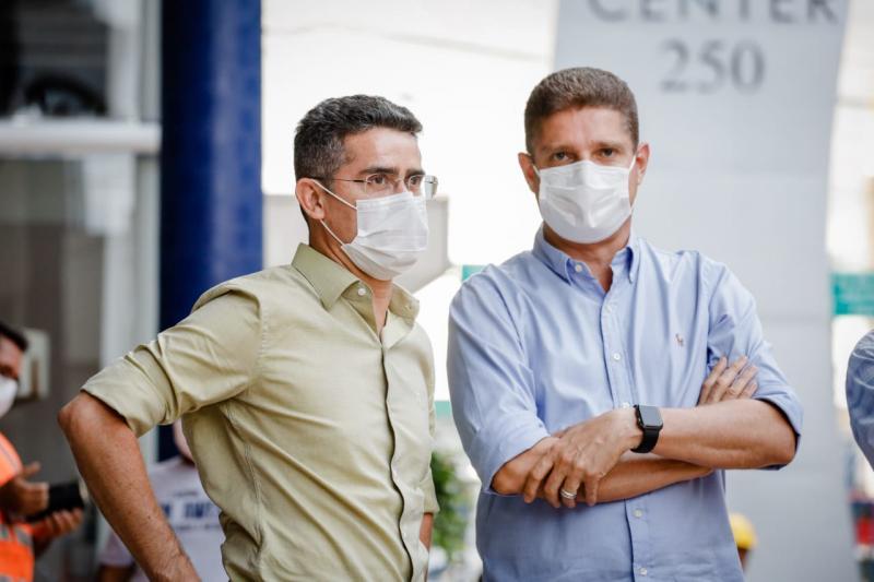Obras inacabadas ou irregulares da gestão passada é  mais um desafio de David e Rotta