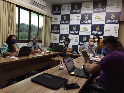 Idam e Frooty Brasil discutem parceria em prol do desenvolvimento agroflorestal sustentável