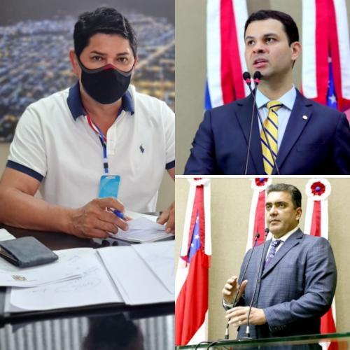 Deputados elogiam prefeito Bi Garcia sobre UTIs e pedem ajuda do Governador Wilson Lima para custear os leitos