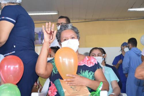 Parintins teve 69 altas médicas em pacientes de coronavírus entre 1 e 7 de março